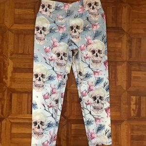 Evolution and Creation Pants Size Small